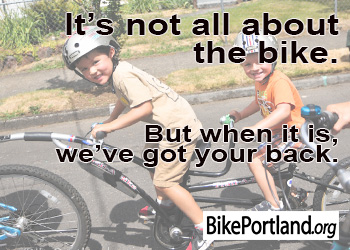 Please support BikePortland.