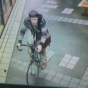 Stolen Trek Road Bike