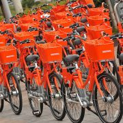 Biketown back to full capacity after vandalism, just in time for bike month