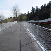 First look at County's new bike path to eastbound Sellwood Bridge