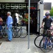 Thieves steal bikes, new inventory from Kenton Cycle Repair