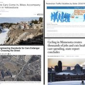 The Monday Roundup: America's driving crisis, bike share for all, Utrechts new bike bridge, and more