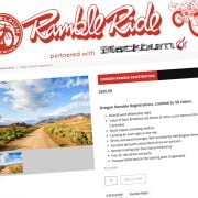 "New Belgium Brewing now offers a 3-day, $300 ""Oregon Ramble"" ride"