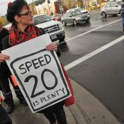 Portland's 20 mph speed limit bill passes Senate, nears final passage