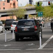 470 bollards not enough to protect 'Better Naito' bikeway