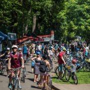28,000 Portlanders in the streets at Sunday Parkways season opener