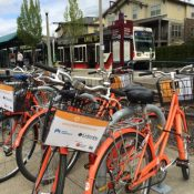 Columbia Sportswear and Kaiser Permanente team up on westside bike share pilot project