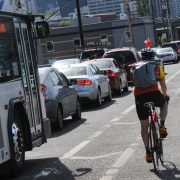 25% of Portland metro residents say congestion could make them switch to biking