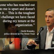 The latest on Oregon's bike tax proposal from Street Trust policy director Gerik Kransky