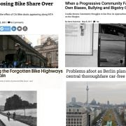 The Monday Roundup: Forgotten bike highways, near-doom for Froome, evil automakers, and more