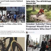 The Monday Roundup: Smog-eating bikes, 'clueless' Boston mayor, bus-only lanes and more