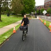 New path in Waterfront Park part of Naito's emerging role in bike network