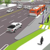Faster buses, better biking: Weigh in on TriMet's Division Transit project