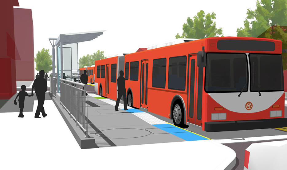 Faster buses, better biking: Weigh in on TriMet's Division Transit
