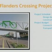 With acceptance of grant, City can finally build the Flanders Crossing Bridge