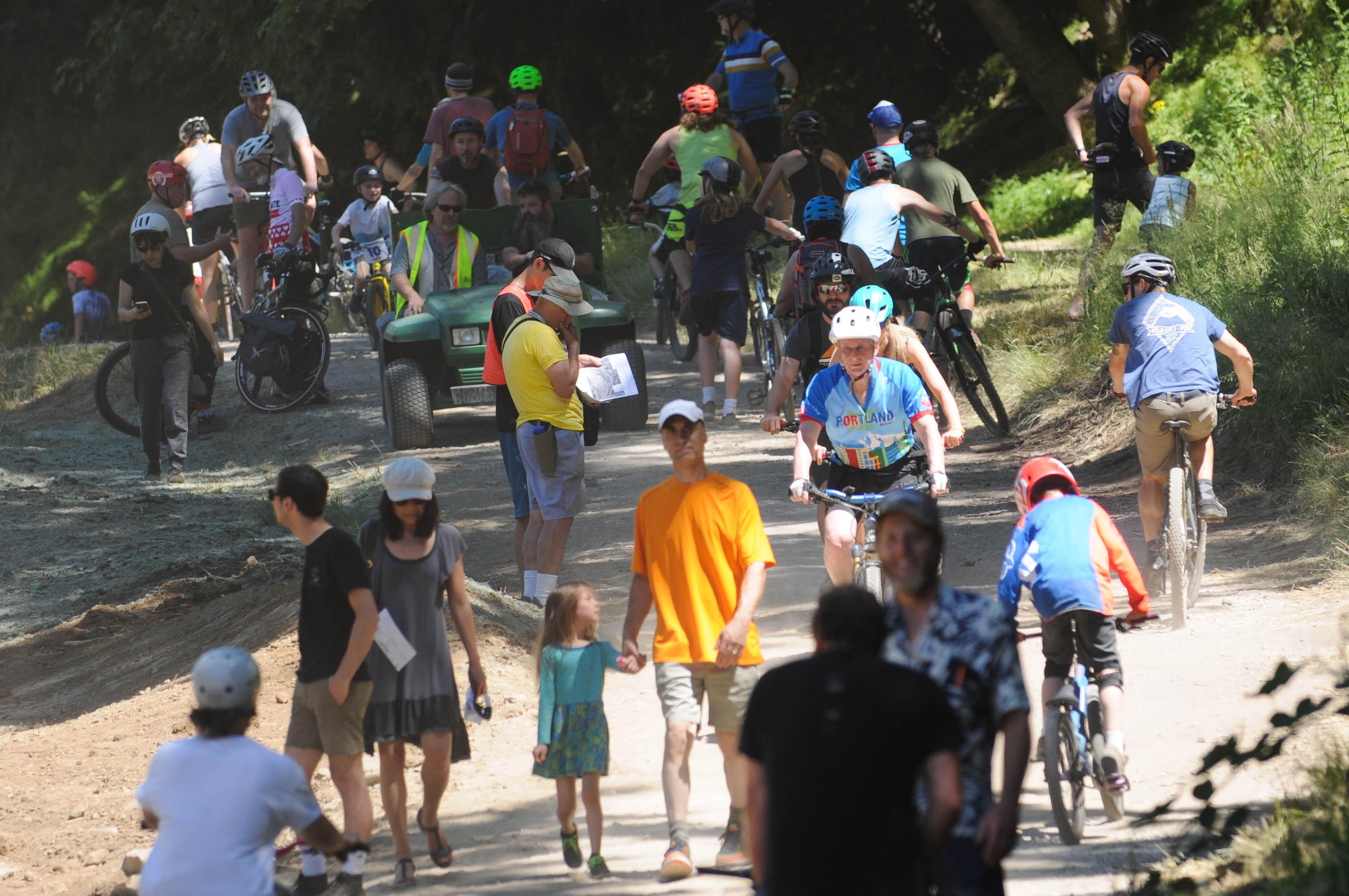 7120bae6bac0 Gateway Green s bike park opens amid optimism