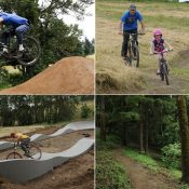 Sneak peek at Gateway Green, east Portland's off-road biking oasis