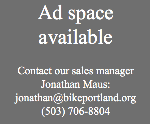 Advertise with BikePortland.