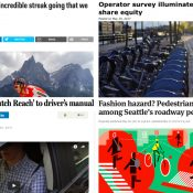 The Monday Roundup: Vehicular terrorism, trackless streetcar, fashion police, and more
