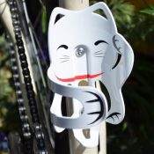 Industry Ticker: 'Lucky Cat' bottle cage, Framebuilder Supply acquisition, and a new jacket from Showers Pass