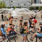 Weekend Event Guide: Upriver screening, fountains, LaFart, Tour de Cure, and more
