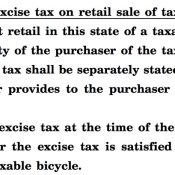 It's official: Oregon now has a $15 bike tax