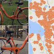 As stationless bike share booms in Seattle, Portland stands pat (for now)