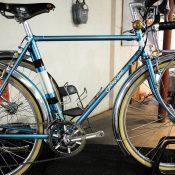 Wider bike shoes, Sim Works, 3-D printed titanium, and more at Oregon Handmade Bike Show