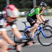 Riders duel for fastest quarter-mile at new sprint race series