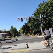 PBOT officially opens the nine-mile, $4.5 million, 20s Bikeway