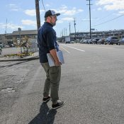 Water Avenue business owner wants safety improvements, and PBOT already has some planned