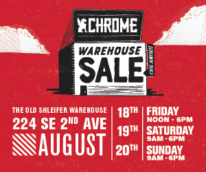 Chrome Warehouse Sale
