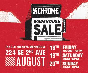 Chrome Warehouse Sale