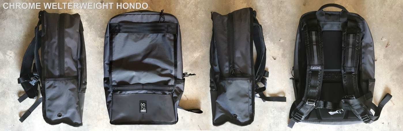 Chrome Hondo Backpack BX6HPu