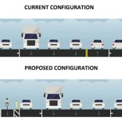 PBOT will move forward with new bikeway, bus-only lane on SE Morrison