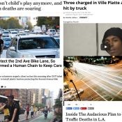 The Monday Roundup: Walking and biking while black, cars and climate change, HUD's dud, and more