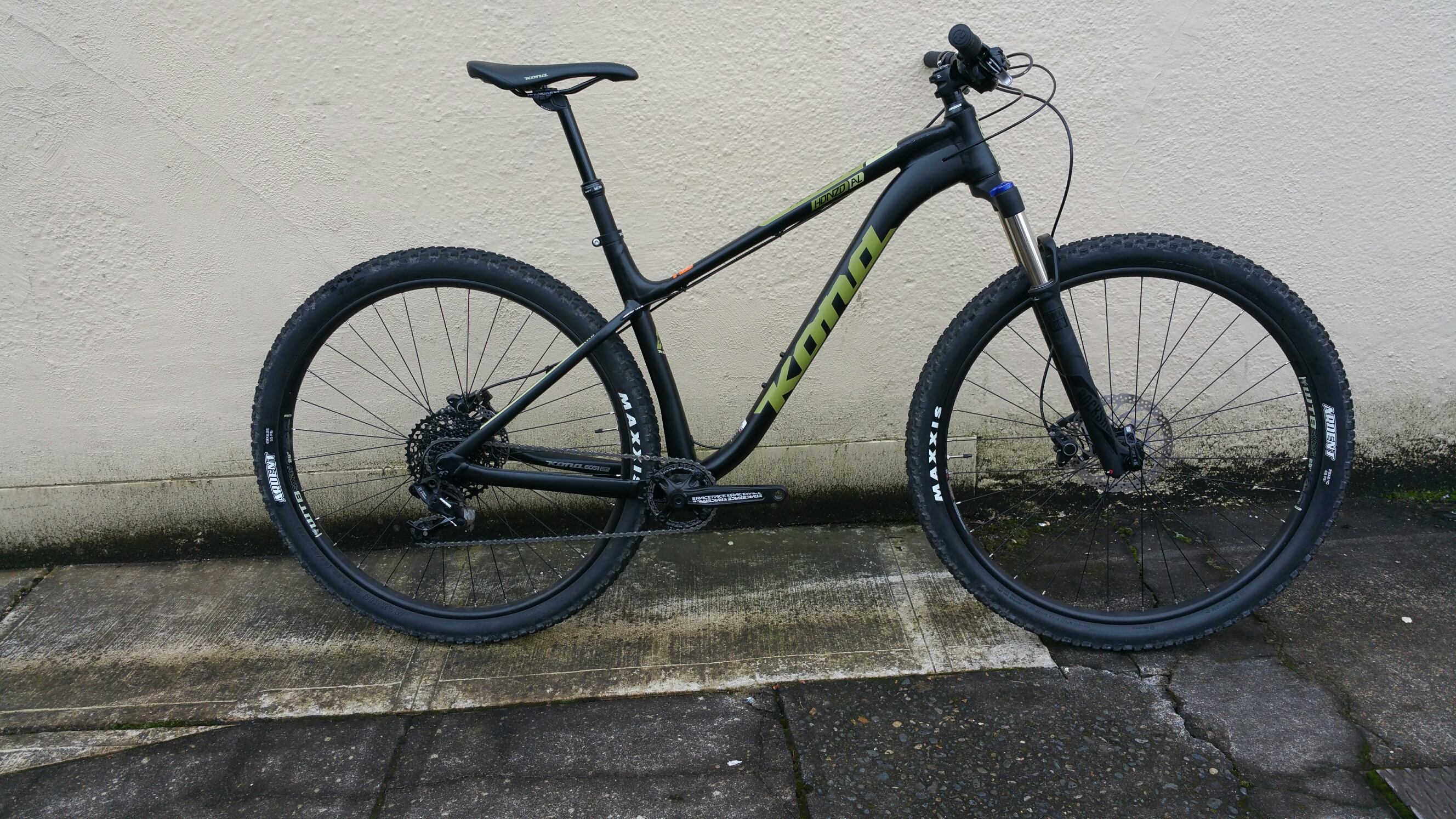 1 Kona Honzo 29 Er Size Large The Only New Bike Stolen Completely Stock Had No Pedals Installed
