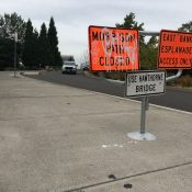 Morrison Bridge bike path set to reopen by Oct. 22 (updated)
