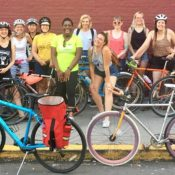 Portland's network of bike clubs for women is thriving