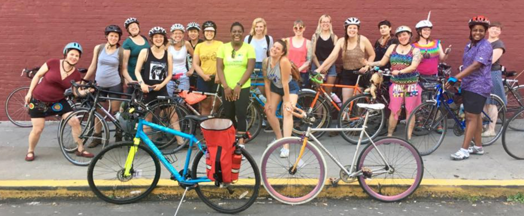 Portland S Network Of Bike Clubs For Women Is Thriving