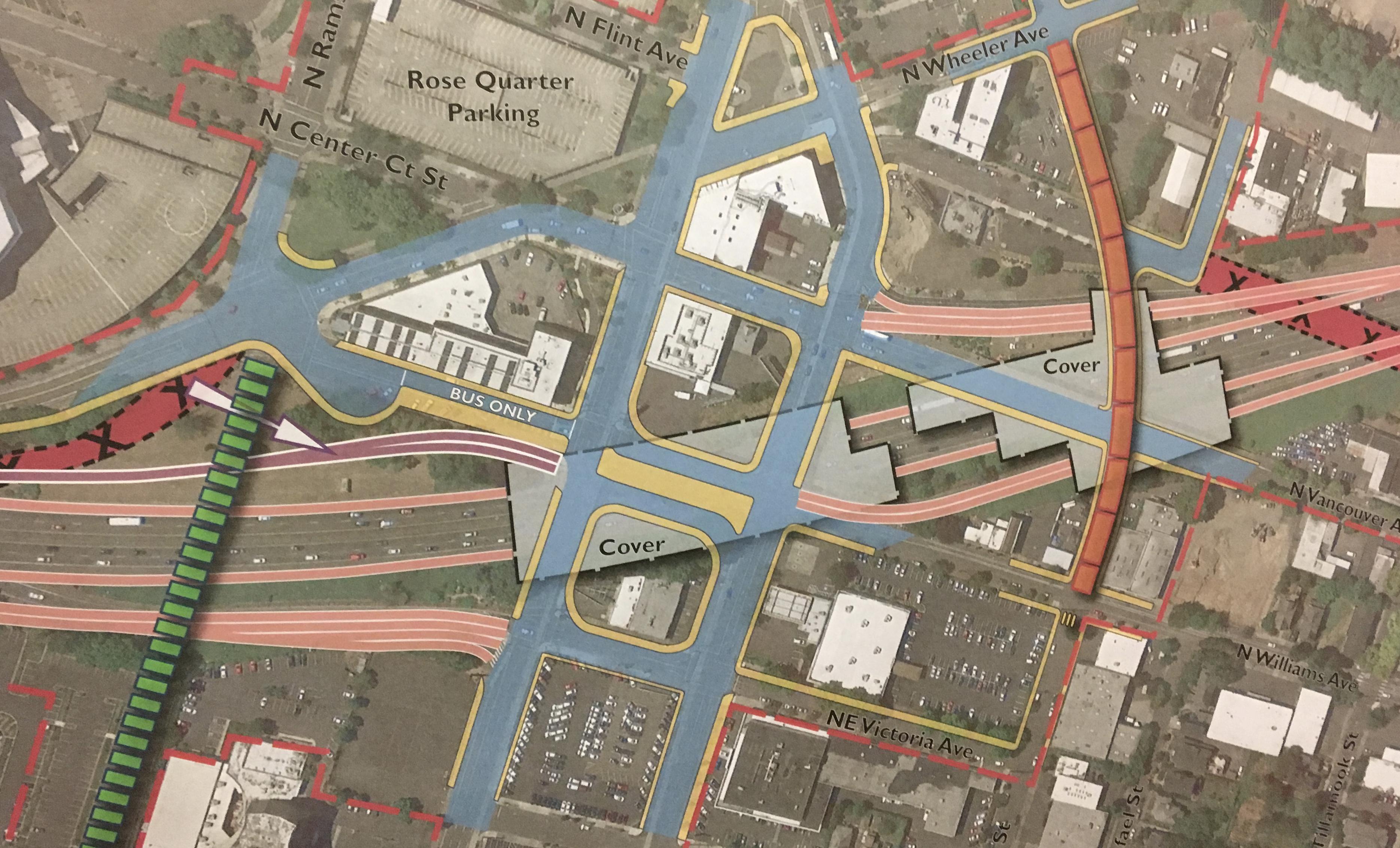 In radio interview, Portland Mayor rebuts critics of I-5 Rose Quarter  project - BikePortland org