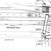 City has sketched up plans for a Better Naito all the way to Harrison