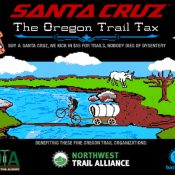 Bike maker Santa Cruz will match bike taxes paid in Oregon, then donate to MTB trail groups