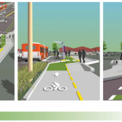 TriMet is firming up its designs for outer Division bus stations