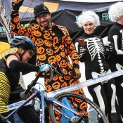 Weekend Event Guide: Blazers Bike Night, costumed 'cross, cemeteries, and haunted places