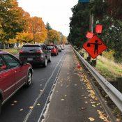 Neighbors see Willamette Blvd paving project as golden opportunity for better bikeway