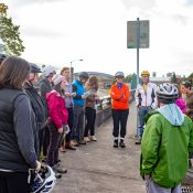 On the ground with ODOT: Recap of I-5 Rose Quarter project bike ride