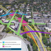 Beyond freeway expansion, here's how local streets would change with I-5 Rose Quarter project