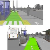 TriMet eyes 'bicycle slowing measures' for Division Transit Project stations