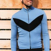 Product review: The Sport Series long sleeve jersey from Wabi Woolens